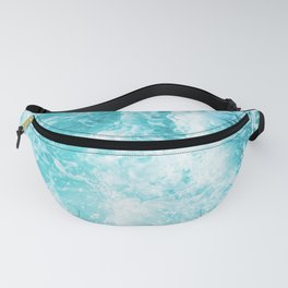 Perfect Sea Waves Fanny Pack