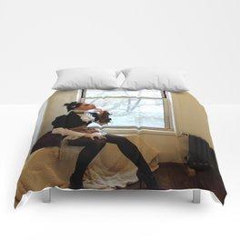 Steampunk! (2) Comforters