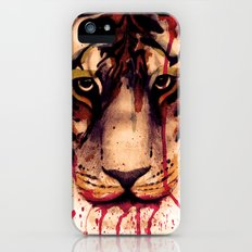 Tyger! Tyger! Burning Bright! iPhone (5, 5s) Slim Case