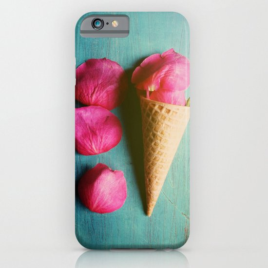 One Scoop or Two iPhone & iPod Case