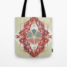 abstrkt placement Tote Bag