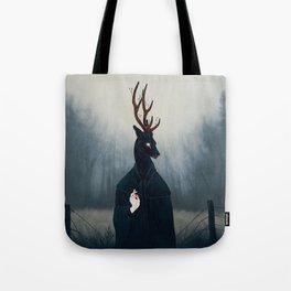 Deep Forest Saint Tote Bag