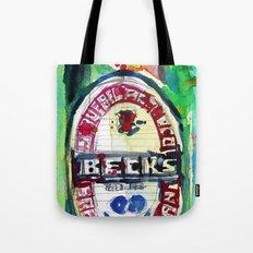Beck's Beer Tote Bag