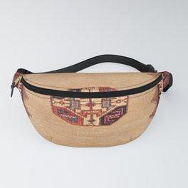 Baluch Sofreh Khorasan Northeast Persian Rug Fanny Pack