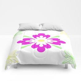 Flowers Comforters