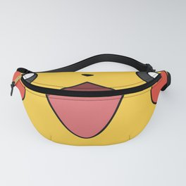 Pika Face Fanny Pack
