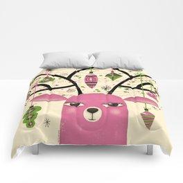 ANTLER ADORNMENTS Comforters