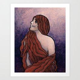 Fontaine Art Print