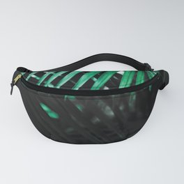 Tropical Leafs Fanny Pack