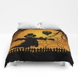 Spooky Halloween 5 Comforters