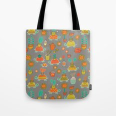 Pattern Project #4 / Esio Trot Tote Bag