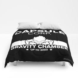 Gym Saiyan Comforters