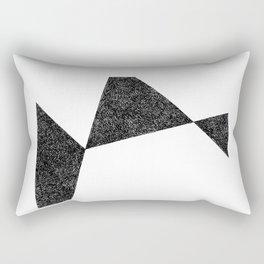 GEOMETRIC DRAWING 9 Rectangular Pillow