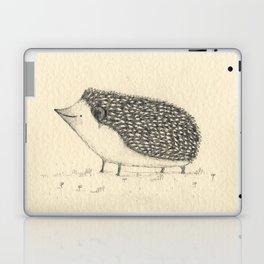 Monochrome Hedgehog Laptop & iPad Skin