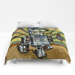 BendR2D2 Comforters