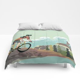 Mountains Girls Comforters