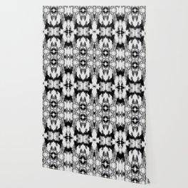 Tie Dye Blacks Wallpaper