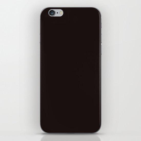 Licorice iPhone & iPod Skin