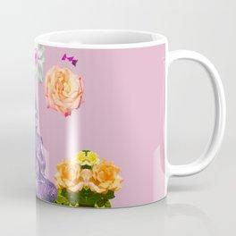 Lavender Buddha Coffee Mug