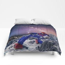 Voltes V Comforters