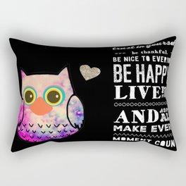 owl-150 Rectangular Pillow