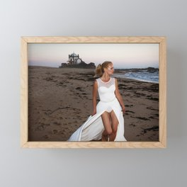 Cinnamon Framed Mini Art Print