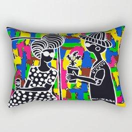 Romantic Call Rectangular Pillow