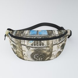 Notre Dame Cathedral, Paris Fanny Pack