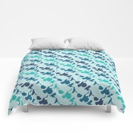 Madison Lakes Comforters