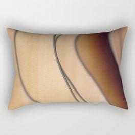 Guitar Dreaming Rectangular Pillow