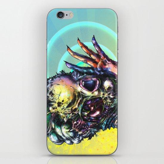 The Deceitful Siren iPhone & iPod Skin