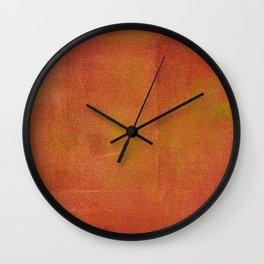Abstract No. 455 Wall Clock