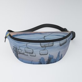 LAST CHAIR Fanny Pack
