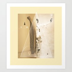 The Oracle Art Print