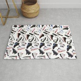 Jordan Collection Series Pattern  Rug