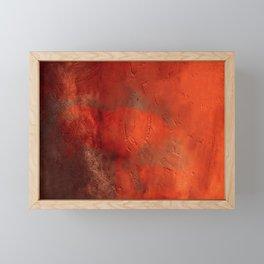 Mula Sem Cabeça Framed Mini Art Print