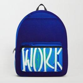 Work Harder Backpack