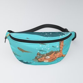 Overboard Fanny Pack