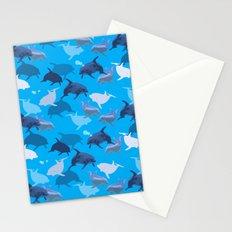Aquaflage Stationery Cards