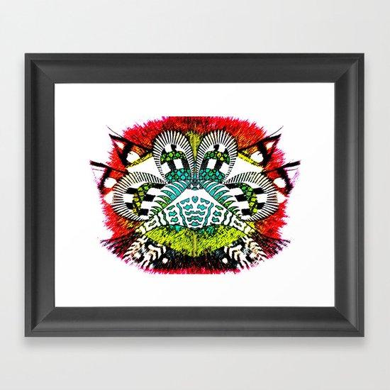 Ubiquitous Bird Collection3 Framed Art Print