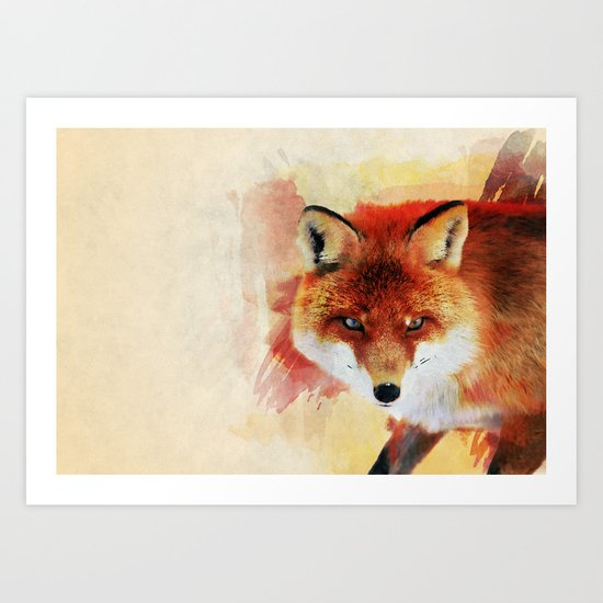 Voske Art Print