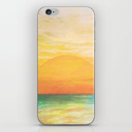 Summer Sunset iPhone Skin