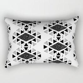 Monlay little mountain Rectangular Pillow