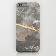 Grey Marble Slim Case iPhone 6s