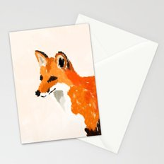 FOX: THE RED BANDIT Stationery Cards