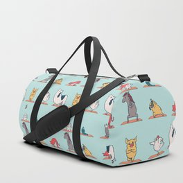 Vegan Yoga Duffle Bag