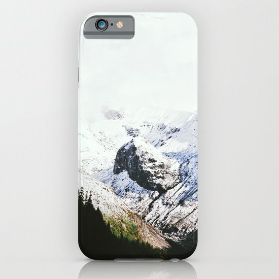 Mountain Valley Contrast iPhone & iPod Case