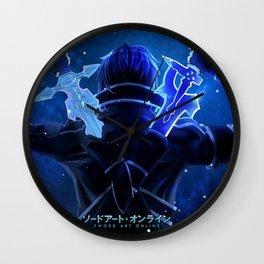 SAO Wall Clock