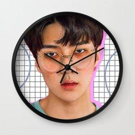 Oh Sehun Wall Clock