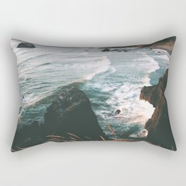 Oregon Coast IV Rectangular Pillow